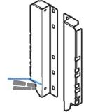 BLUM ANTARO Tandembox Rückwandhalter, Z30D000SL,  grau RAL9006