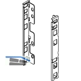 BLUM LEGRABOX Holzrückwandhalter H C,  Oriongrau-matt