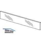 BLUM LEGRABOX Einschubelement-Vorne, H=138,  KB=450, Glas klar