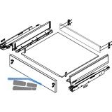 BLUM LEGRABOX pure SET H M, TIP-ON, 40kg, NL 270,  Oriongrau