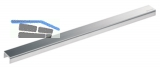 HL050D/100 Edelstahl Abdeckung Design Rinnenlänge 1000mm