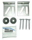 HL050.4E Stützwinkel mit Schallschutz