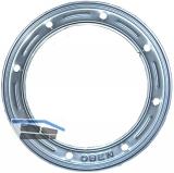 HL086.2E Niro-Flansch 280x200mm