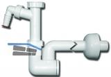 HL133/30 WT-Sifon DN32x5/4 m. WG-Anschl Reinigungseinsatz u. R