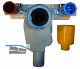 HL134/40 WT-EB-Sifon-Montagegruppe DN40 aus HL134.0. HL44. 2 Wan