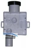 HL138K Einbaukörper-Klimageräte-UP-Sifon