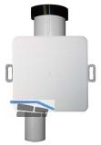 HL138 Klimagerät-UP-Sifon DN32 100x100mm