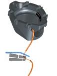 HL155 Heiz-Set inkl. Wärmedämmung zur HL5100T-Balkonablauf-Serie