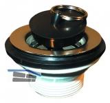 HL15-5/4 Abl.ventil 5/4 m. Anschl.gew. 6/4