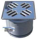 HL3000 Aufs. KLICK-KLACK d 110mm /121x121mm/115x115mm