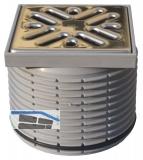 HL36N Aufs. d 110mm/100x100mm/ 94x94mm
