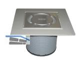 HL37NPPr Aufs. d 110mm/PVC-Kragen 185x185mm/115x115mm u. GV Prim