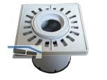 HL39D Aufs. d 110mm/150x150mm