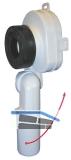HL430/40 Urinal-Absaugsifon DN40