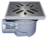 HL605S Perfektabl. DN110 waagr 244x244mm /226x226mm Kst. m. fros