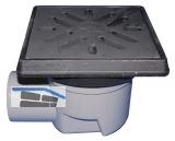 HL605.1 Perfektabl. DN110 waagr 260x260 mm/226x226mm Guss m. fro