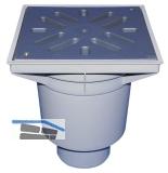 HL606L/1 Perfektabl. DN110 senkr 244x244 mm/226x226mm Kst. m. fr