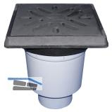 HL606.1/1 Perfektabl. DN110 senkr 260x 260mm/226x226mm Guss m. f