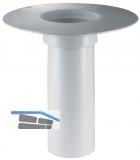 HL65P Aufst.elem. 300mm/d 125mm m. PVC-Kragen