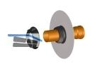 HL800P/110 Rohrabdichtung DN110 mit PVC-Manschette