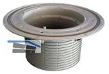 HL8500 Aufstockelement 100 mm/ d 146mm mit Dichtflansch und O-Ri